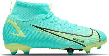 Nike Mercurial Superfly 8 Academy MG Fußballschuhe blau