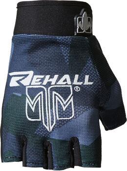 Rehall Bike Glove Short Fahrradhandschuhe blau