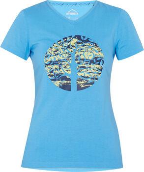 McKINLEY Mally T-Shirt Damen blau