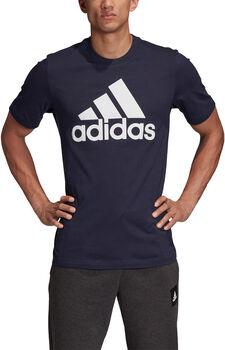 adidas Must Haves Badge of Sport T-Shirt Herren schwarz