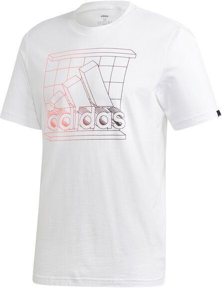 Retro Media Logo T-Shirt