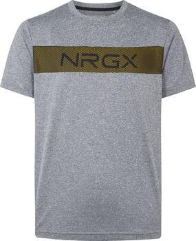 ENERGETICS Mirgo T-Shirt Jungen grau