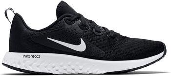 Nike Rebel React (GS) Laufschuhe schwarz