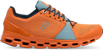 On Cloudstratus Laufschuhe Herren orange