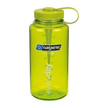 Nalgene Wide Mouth 1l Trinkflasche grün