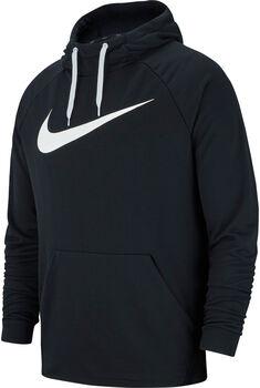 Nike Dri-Fit Hoodie Herren schwarz