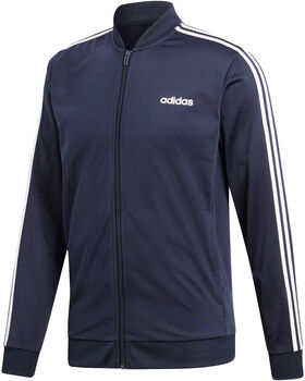 adidas 3-Streifen Trainingsanzug Herren blau