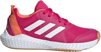 ADIDAS FortaGym Hallenschuhe pink