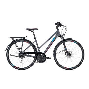 "GENESIS Touring 4.9 Trekkingbike 28"" grau"