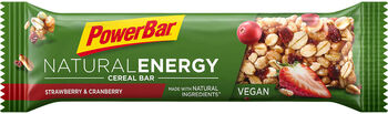 PowerBar  Natural Energy Cereal Energieriegel pink