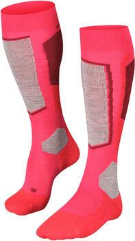 Falke SK2 Skistrümpfe Damen pink