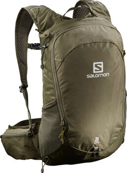 Salomon Trailblazer 20 Wanderrucksack grün