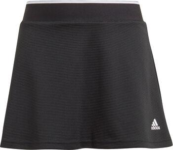 adidas Club Tennisrock Mädchen schwarz