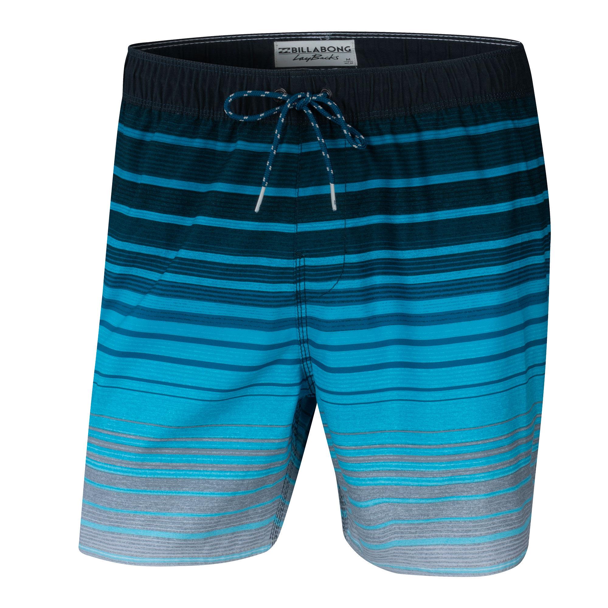 adidas Herren Badeshorts blau 164