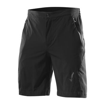 LÖFFLER Comfort Stretch Light Bike-Shorts Herren schwarz