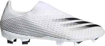 adidas  X Ghosted.3 LL FGHr. Nockenfussballschuh Herren weiß