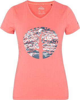 McKINLEY Mally T-Shirt Damen pink