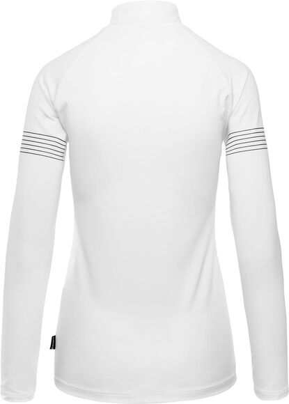 Ultima Langarmshirt mit Halfzip