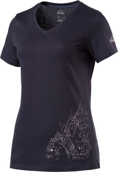 McKINLEY Active Kreina Shirt Damen blau