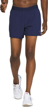 Asics Road 2-n-1 5in Shorts Herren blau