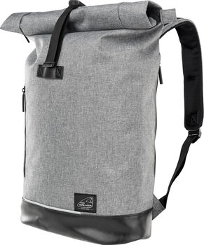 WALKER  Roll Up Rucksack  grau