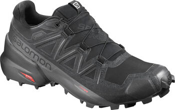 SALOMON Speedcross 5 GTX Herren schwarz