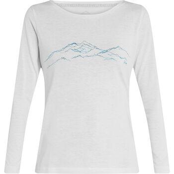 McKINLEY Active Acho Langarmshirt Damen weiß