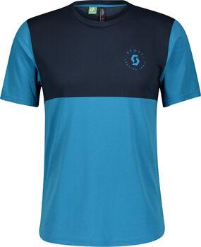 SCOTT Trail Flow Dri T-Shirt Herren blau