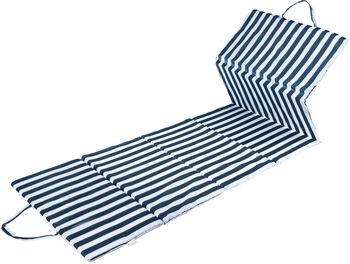 McKINLEY 6-tlg Strandmatte  weiß