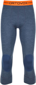 ORTOVOX 185 Rock'n'Wool Short Pants Herren blau