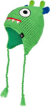 McKINLEY Monsters II Mütze Jungen grün
