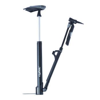 Cytec Air Mini-Standpumpe schwarz
