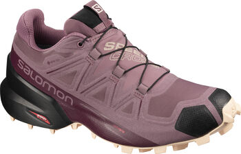 Salomon Speedcross 5 GTX Traillaufschuhe Damen grau