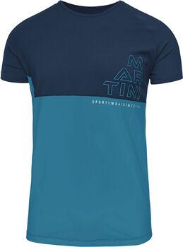 MARTINI Activist T-Shirt Herren blau
