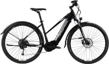 """GENESIS E-Cross 1.0 PT Lady E-Crossbike 28"""" Damen schwarz"""