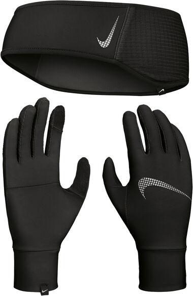 Essential Wmn's Set Stirnband und Handschuh