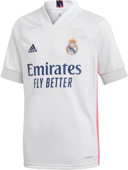 adidas Real Madrid 20/21 Heimtrikot Jungen weiß