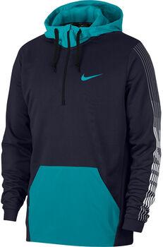 Nike  Dry Hd Po Flc Lv Kapuzensweater blau