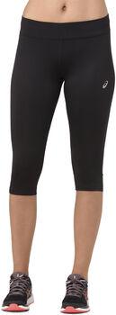 ASICS Silver Knee 3/4 Tights Damen schwarz