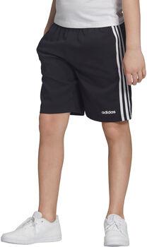 adidas Essentials 3-Streifen Woven Shorts Jungen schwarz