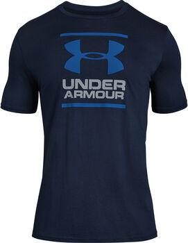 Under Armour GL Foundation T-Shirt Herren blau