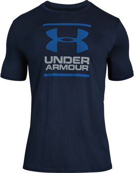 Under Armour GL Foundation T-Shirt Herren blau