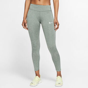 Nike Epic Lux Tights Damen grün