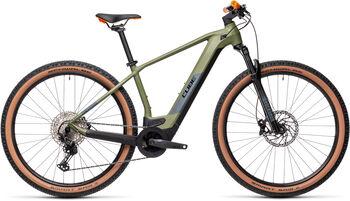 "CUBE Reaction Hybrid Race 625 29 E-Mountainbike 29"" grün"