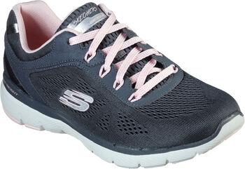 Skechers Flex Appeal 3.0 Trainingsschuhe Damen grau