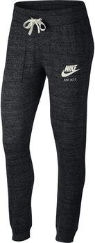 Nike Sportswear Gym Vintage Jogginghose Damen schwarz