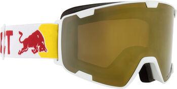 Red Bull Park Skibrille weiß