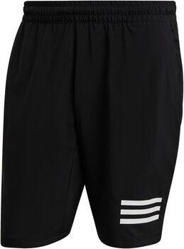 adidas Club 3-Streifen Tennisshorts Herren schwarz
