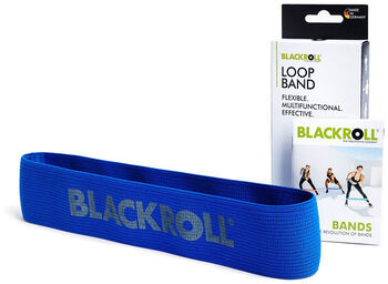 BLACKROLL Loop Band blau