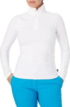 McKINLEY Rio Langarmshirt Damen weiß